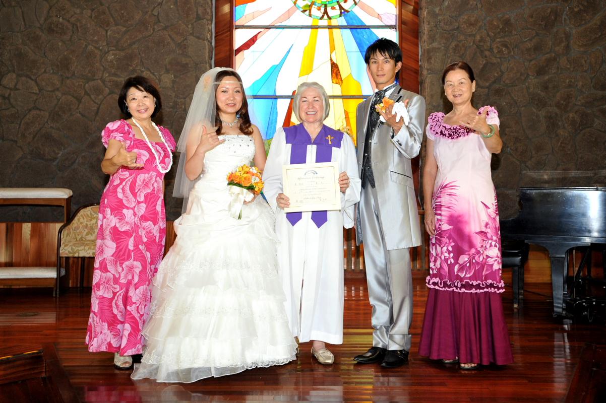 ハワイユニティ教会14