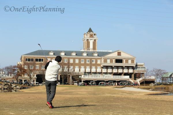 ゴルフウェディング0007
