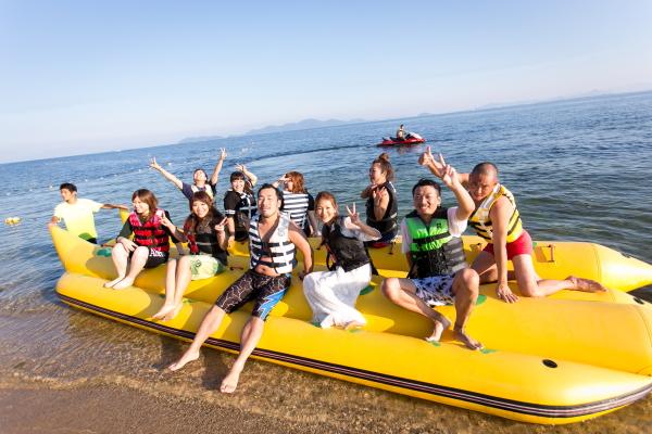 琵琶湖バーベキューウェディング035