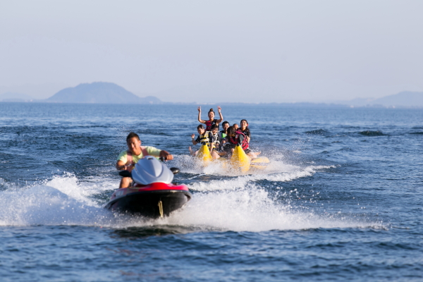 琵琶湖バーベキューウェディング036
