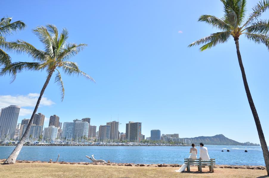 ハワイビーチウェディング0024