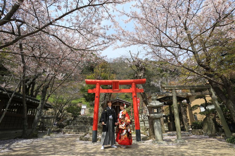 奈良大阪神社挙式05
