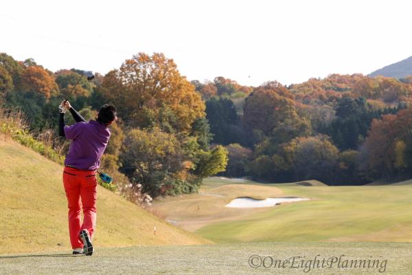 ゴルフウェディング0009
