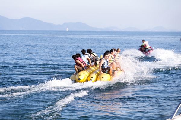 琵琶湖バーベキューウェディング029