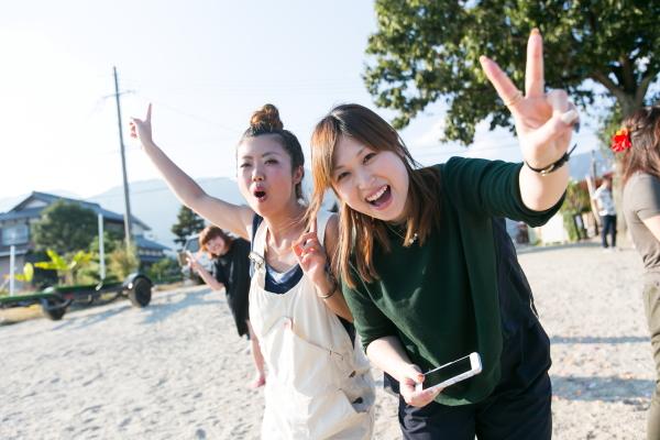 琵琶湖バーベキューウェディング031