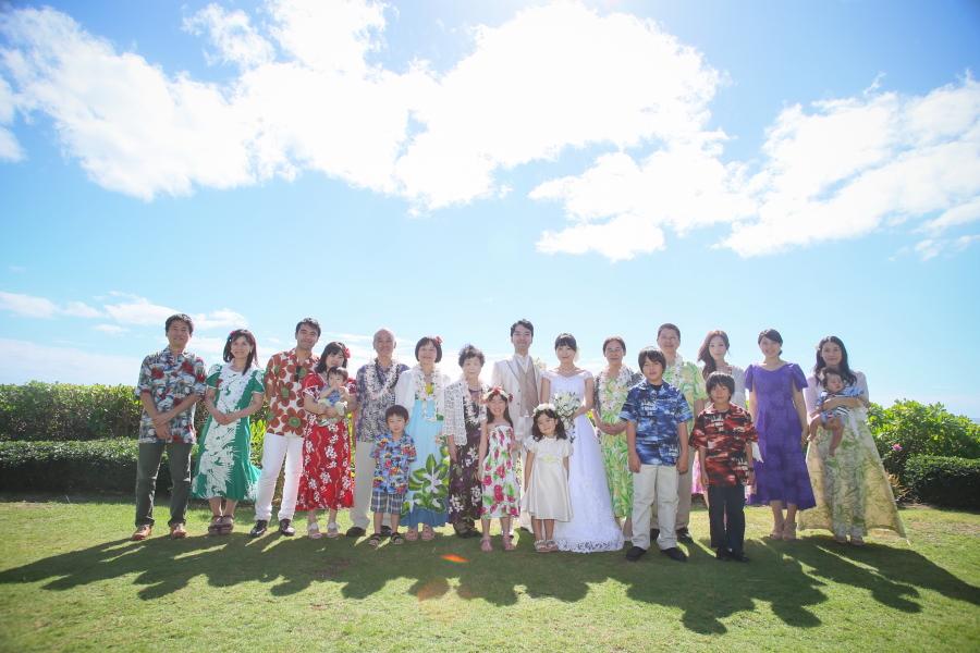ハワイアンウェディング26