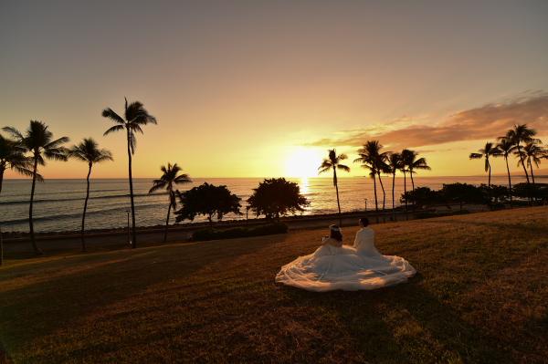 ハワイアンウェディング67