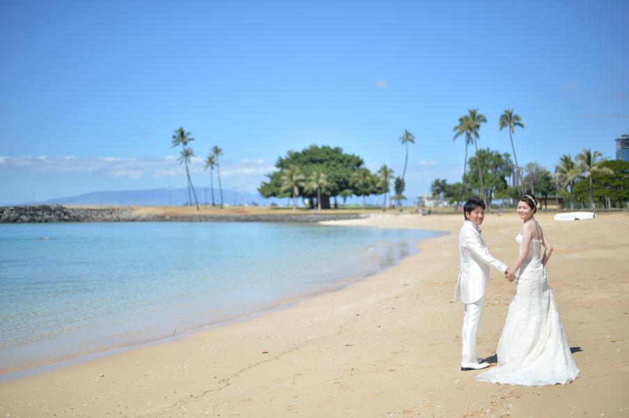 ハワイビーチウェディング0031