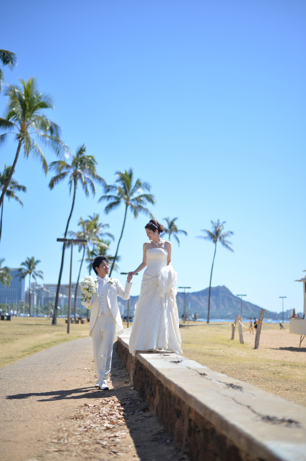 ハワイビーチウェディング0032